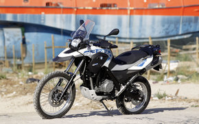 BMW, Enduro - Funduro, G 650 GS, G 650 GS 2012, мото, мотоциклы, moto, motorcycle, motorbike