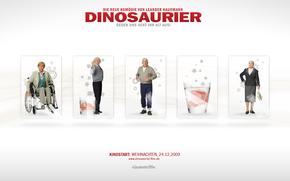 Динозавры, Dinosaurier, film, movies