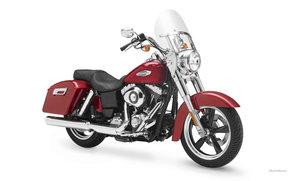 Harley-Davidson, Dyna, Dyna FLD Switchback, Dyna FLD Switchback 2012, мото, мотоциклы, moto, motorcycle, motorbike