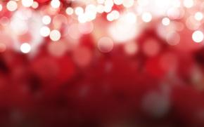 red, christmas, lights