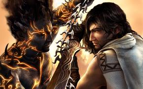 принц персии, game, battle