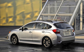 Subaru, Impreza, авто, машины, автомобили