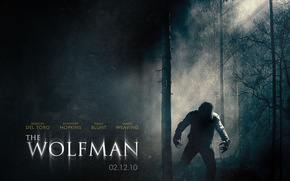 The Wolfman, The Wolfman, film, film