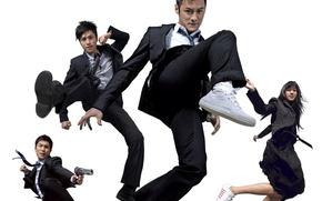 Poliziotte playboy, Fa fa ying re, film, film