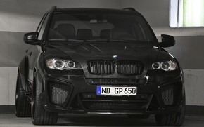 bmw, Tuning, CDs, wall, window, garage, cars, machinery, Car