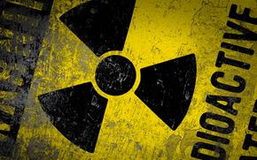 radiation, yellow, iron
