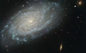 galaxy, Галактика, nasa