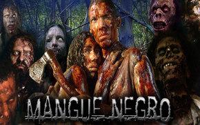 Zombies sujas, Mangue Negro, filme, filme