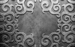 struttura, metallo, insolito, carta da parati