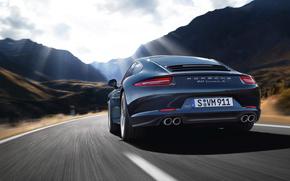 Porsche,  911,  carrera,  s, автомобили, машины, авто