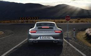 Porsche, 911, carrera, cars, machinery, Car