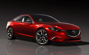 Mazda, MAZDA6, Car, machinery, cars