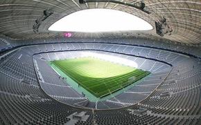 стадион,  альянц арена,  футбол