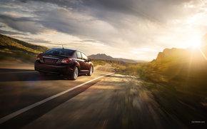 Subaru, Impreza, Samochd, maszyny, samochody