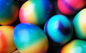 eggs, color, Easter