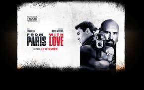 Из Парижа с любовью, From Paris with Love, фильм, кино