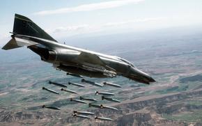 Air, plane, bomber
