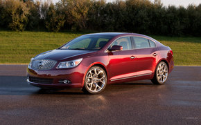 Buick, Lacrosse, Car, machinery, cars