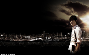 Черный и белый, Pi zi ying xiong, фильм, кино