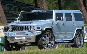 Voiture, Mise au point, Hummer