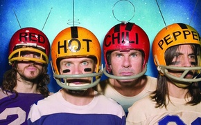 Red Hot Chili Peppers, rchp, peppers, rock, helmet, antenna