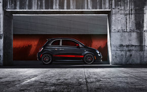 Fiat, 500, Car, machinery, cars