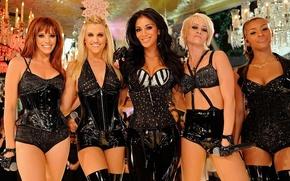 pussycat dolls, группа, девушки, сексуальные