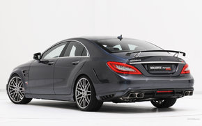 Mercedes-Benz, CLS-Class, Car, machinery, cars