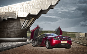MC Laren, MP4, Car, machinery, cars