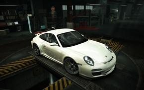 Porsche, 911, GT3, necesario para la velocidad, mundo
