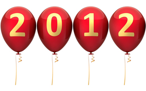 2012, year, number, Balls