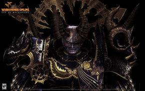 игры, warhammer, online