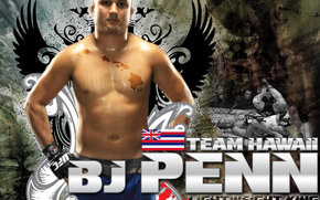 bj penn, ufc, mma, fighter, team hawaii, BJ Penn, fighter, MMA