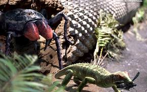 BBC: Прогулки с монстрами. Жизнь до динозавров, Walking with Monsters, film, movies