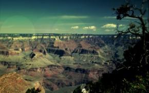 canyon, Processing, rock