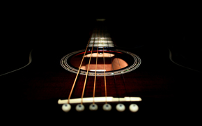 guitar, tool, darkness