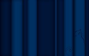 кот,  полоски,  синий,  текстура