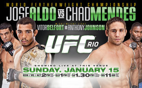 ufc, mma, jose aldo, chad mendes, vitor belfort, anthony johnson, champion, rio, fighters, Mixed Martial Arts, Rio