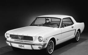 машина,  белая,  форд,  Ford