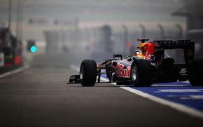 Sebastian Vettel, Vettel, Grand Prix, Shanghai, Pit Lane