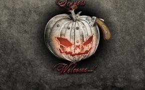 helloween, metal, pumpkin, pumpkin