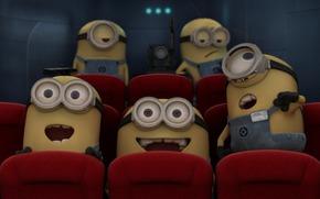 minions, I Lowdown, emotions, movie
