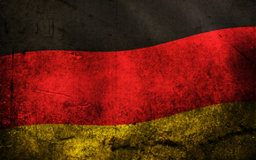 флаг, германия, цвета