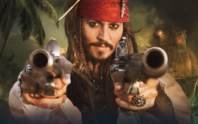 Pirates of the Caribbean, pirates of the caribbean, Jack