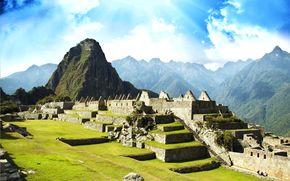 Peru, Machu Picchu, Lost City of the Incas, architecture, civilization, ruins, travel, America