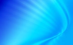 minimalizm, niebieski, zagi