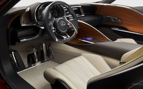 Lexus, LFA, Car, machinery, cars