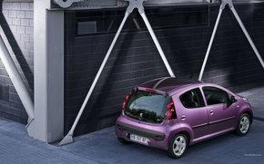 Peugeot, 107, Auto, macchinario, auto