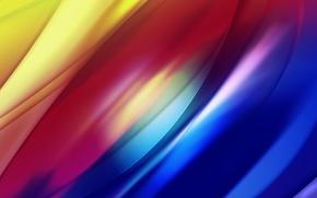 полосы,  линии,  свет,  изгибы,  свечение,  переливы,  волны,  градиент,  радуга
