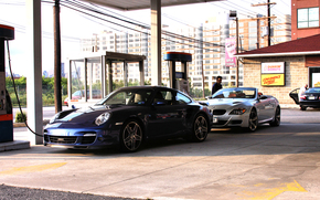 porsche, cars, machinery, Car